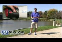 AmpliVox Dealers Video Playlist / Designed to introduce AmpliVox's wide-ranging product line to dealers and consumers, this Dealer Video Playlist showcases the features of AmpliVox lecterns, sound systems, and megaphones, with advice on choosing the best product for specific settings and applications.