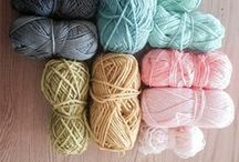 Knit + Crochet / all things knit + crochet including patterns and inspirational images. macromeme and weaving is also here.