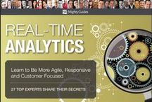 Real-Time Analytics / 27 Top Experts Share Their Secrets on Real-Time Analytics |  Sponsored by http://www.pinterest.com/newrelicapm/