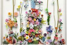 botanicals / beautiful fine art styled flowers