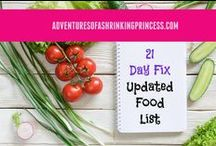 21 day fix approved and kid approved / All meals that are 21 day fix approved as well as kid approved!