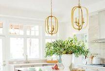 kitchen dreams / kitchen design inspiration