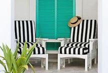 outdoor spaces / outdoor furniture design