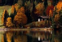 Autumn at the Lake / by Connie