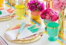 entertaining with style / decorating for a party