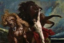 Painting ⁞ Iliad & Odyssey