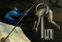 1516 ⁞ Hieronymus Bosch / Hieronymus Bosch Netherlandish painter (1450 – 1516)