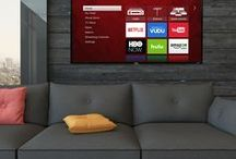 """Cut the Cord"" / Learn how to save money and break free from cable with TCL Roku TV."