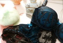 Wear: Lingerie & Corsets   / Kiss me, and you will see how important I am. / by Jessica Diaz