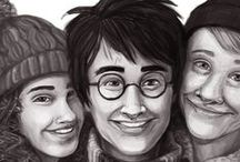 Accio Everything Harry Potter! / Are you a HP freak like me??? :) / by Jamie 国小翠