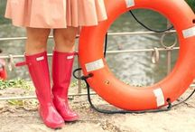 Preppy and Nautical / I am a prep at heart. I love topsiders, preppy bright colors, sailing, classic clothes with a twist.