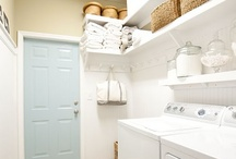 LAUNDRY ROOM / by Lisa McCarthy