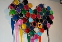 Art inspiration / by Sophiana Botich
