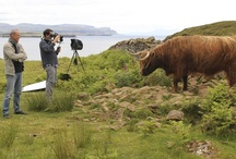 LS Behind The Scenes / by Location Scotland