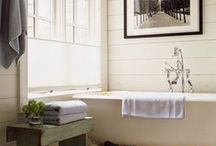 Nest: Bathrooms / by Stephanie Clark