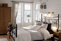 Nest: Bedrooms / by Stephanie Clark