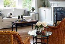 Nest: Living Room / by Stephanie Clark