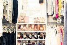 Nest: Closets & Organization / by Stephanie Clark
