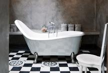 bathrooms / by Shelia Spurlin
