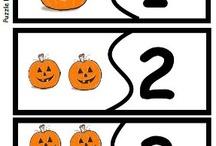 Halloween Lesideeën