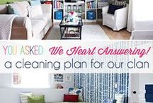 Cleaning Tips / by Michelle Elson