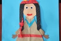 Indianen Knutselideeën