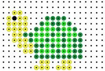 Dierentuindieren Kralenplanken/Strijkkralen / by paula prevoo