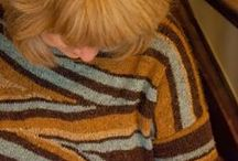 My Knit Projects / Knitting in particular with Rowan Yarns