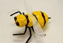 Bijen Knutselideeën