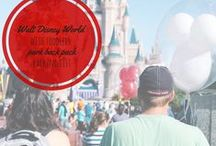 DISNEY WORLD with little ones. / everything useful for traveling to the most magical place on earth with babies, toddlers, preschoolers, while pregnant...