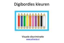 Kleuren Digibord