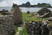 St Kilda, Outer Hebrides / St Kilda contains the westernmost islands of the Outer Hebrides of Scotland. / by Location Scotland