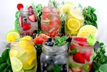 Healthy Me: Flavored/Spa Waters  / by Jessica Diaz