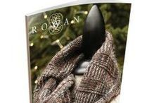 Row@n Member Free Patterns / Be a Row@n Member to have access to all of these FREE Rowan patterns!