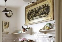 Kitchen...just a few needs / Another future project.....in a few years.   / by Artsy Chic