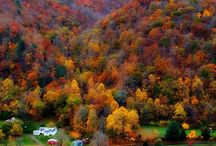 West Virginia and The Appalachians / by April Elkins