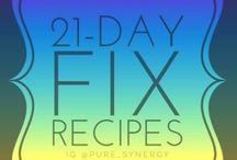 21 Day Fix Ideas