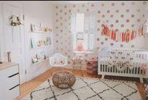nursery / by Meggan Stolz