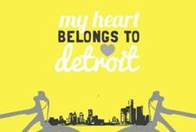 Detroiters / Celebrating all that Detroit has to offer / by A Healthier Michigan