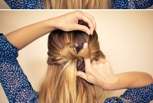 Hair Ideas / by Brittany Foster