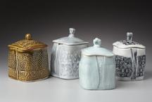 Ceramics: Covered Dishes