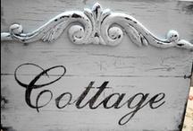 Cottage~Cabin Retreat / by Kel Wallace