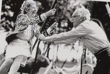 Grow old with me, the best is yet to be....