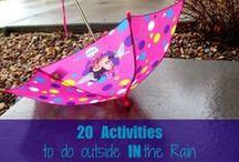 Kids: Outdoor Play