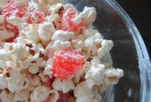Snacks and Popcorn