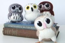 Felting & other wool projects / by Lisa Smith