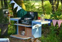 the Field Kitchen / La cucina da campo Homewood