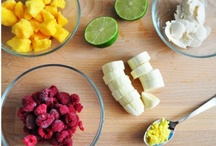 GIMB: Smoothies & Other Healthy Drinks / by Stacy R.