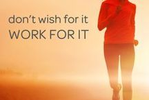 Thin-spiration / Health and Fitness: Exercises, healthy eating, lifestyle change