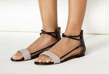 Flats/Sandals / by Kathy Chadwick